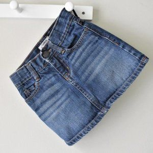 OshKosh Girl's Classic Denim Skirt